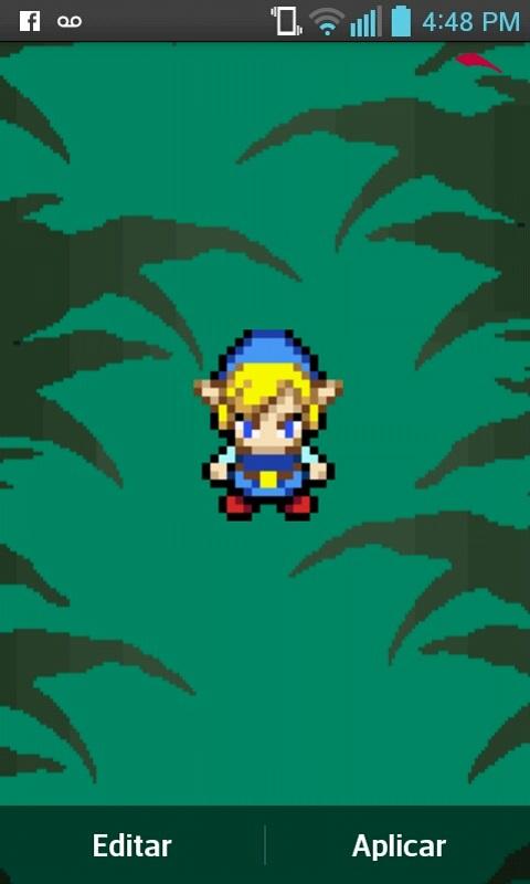Zelda Live Wallpaper Amazonfr Appstore Pour Android