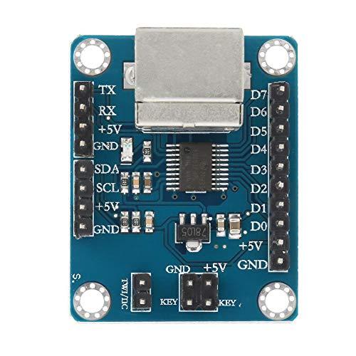 PS2 Entwicklungsboard für serielle Schnittstelle Tastatur Treibermodul serielle Schnittstelle TWI/IIC-serielle Schnittstelle