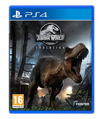 Price comparison product image Jurassic World Evolution (PS4)