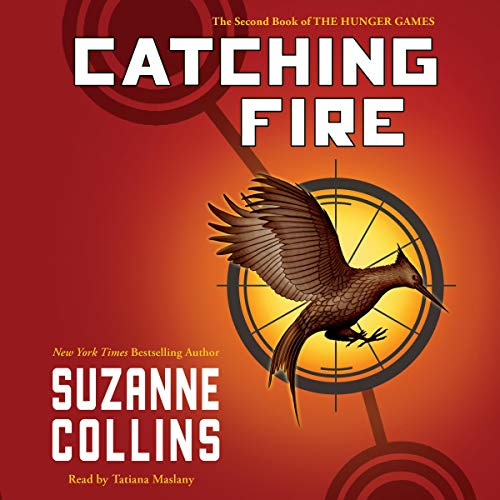 Catching Fire: The Hunger Games, Book 2 (Kids Games Science)