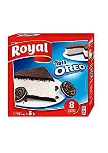 Royal Oreo Cake - Kuchen