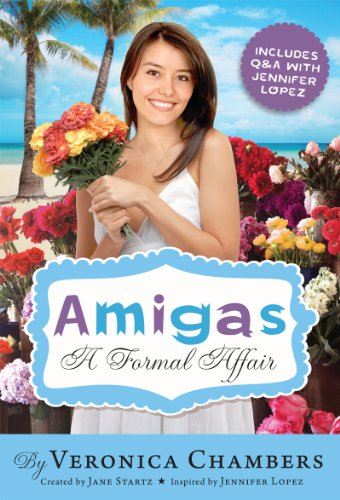 A Formal Affair (Amigas) (English Edition)