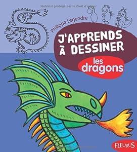 """Afficher """"J'apprends à dessiner les dragons"""""""
