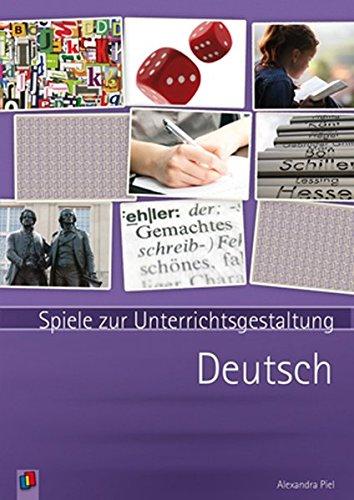 Deutsch (Spiele zur Unterrichtsgestaltung)
