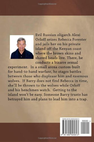 Allen Island: A Barry and Rebecca Forester adventure: Volume 5