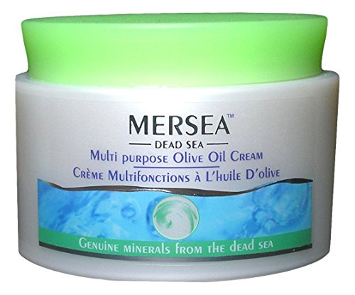 Mersea Totes Meer Olivenöl Creme, 1er Pack (1 x 250 g)