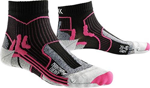 x-socks-marathon-energy-lady-x-socks-marathon-energy-lady-femme-multiolore-noir-fuchsia-gris-taille-