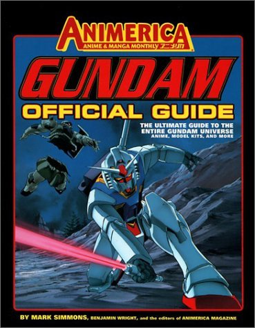 Gundam: The Official Guide by Mark Simmons (2002-05-06)