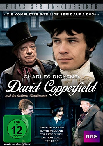 Charles Dickens: David Copperfield (2 DVDs)