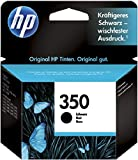 HP 350 (CB335EE) Cartuccia Originale per Stampanti HP a Getto d'Inchiostro, Compatibile con Stampanti HP Deskjet D4260, D4300, Photosmart C5280, C4200, Officejet J5780, J5730, Nero