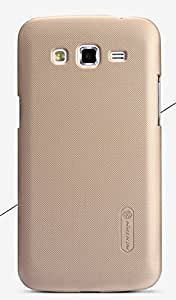 Saihan Nillkin Super Frosted Shield Case for Samsung Galaxy Grand 2 7106 Gold