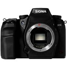 Sigma SD1 - Cámara digital (46 MP, Cámara compacta, CMOS, TTL, Auto, Autoenfoque continuo, Autoenfoque único) Negro