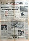 Telecharger Livres MONTAGNE LA N 16155 du 30 12 1968 APRES LE RAID ISRAELIEN CONTRE L AERODROME DE BEYROUTH SITUATION EXPLOSIVE AU MOYEN ORIENT VIETNAM LE F N I VEUT IMPOSER UNE TREVE DE TROIS JOURS ENFIN CHEZ EUX LES HOMMES DE LA LUNE BORMAN LOVELL ET ANDERS RETROUVENT LEUR FAMILLE ISTANBUL CHASSE A L HOMME DRAMATIQUE NICE VOL DE STATUETTES EGYPTIENNES VALEUR 250 000 FRANCS KYOTO UN TOULOUSE LAUTREC DISPARAIT LE PORTRAIT DE MARCELLE 1968 DANS LE MONDE SOPHIA UN FILS LA CELEBRE (PDF,EPUB,MOBI) gratuits en Francaise