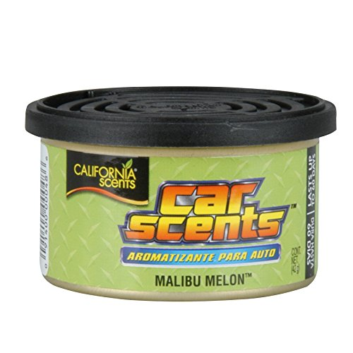 California Scents 7020 Car Scents, Malibu Melon, (Grün)