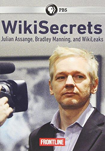 Preisvergleich Produktbild Frontline: Wikisecrets: Julian Assange & Wikileaks [DVD] [Region 1] [NTSC] [US Import]