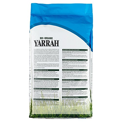 Yarrah Adult Cat Food Fisch, 10 kg - 3