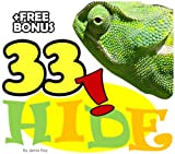 The 33 Hidden (Camouflaged) Animals (33 Animals | Animal Fact Books for Kids Book 4) (English Edition)