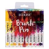 Pinselstift Talens Ecoline Brush Pen 20er Set