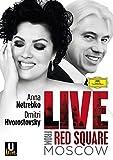 Anna Netrebko And Dmitri Hvorostovsky - Live From The Red Square Moscow [Alemania] [Blu-ray]