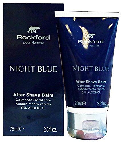 ROCKFORD Dopo Barba NIGHT BLUE BALM 75 Ml. Prodotti per Barba