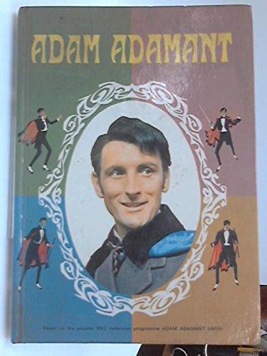 Adam adamant lives 1968 annual bbc television gerald harper
