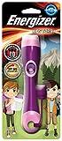 Energizer Taschenlampe LED für Kinder inkl. 2 x AAA Batterienin der Farbe rosa - Kids Torch