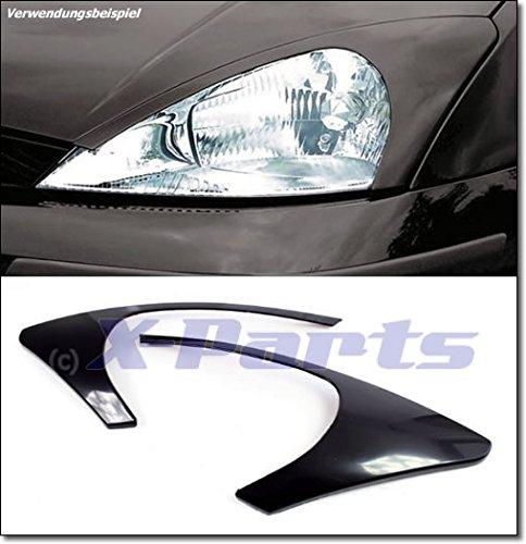 Preisvergleich Produktbild MATTIG Scheinwerferblenden Böser Blick FORD FOCUS MK1 1998-2004 ABE