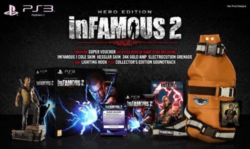 Foto InFamous 2 - Hero Edition