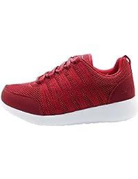 Malla de mens diseñador tobillo bajo peso ligero zapatillas zapatos de entrenador