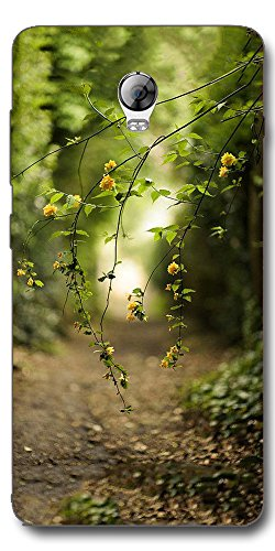 SEI HEI KI Silicon Printed Designer Back Cover for Lenovo Vibe P1