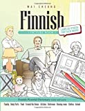 Finnish Picture Book: Finnish Pictorial Dictionary (Color and Learn)
