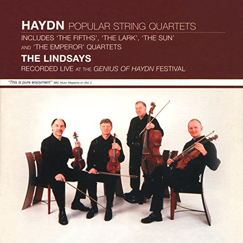 HAYDN - Popular String Quartets