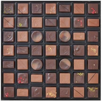 Fauchon - Ecrin de 49 chocolats fins