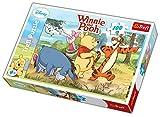 Trefl - Puzzle de madera Winnie the Pooh de 100 piezas
