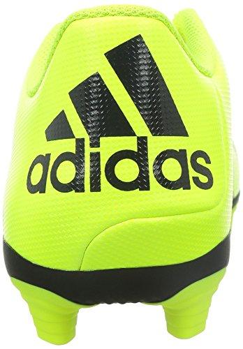 adidas X 15.4 FG Herren Fußballschuhe Gelb (Solar Yellow/Solar Yellow/Core Black)
