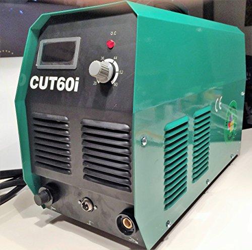 HST Plasmaschneider 60 Amp schneidet bis 23 mm Plasma CUT Inverter HF-Zündung