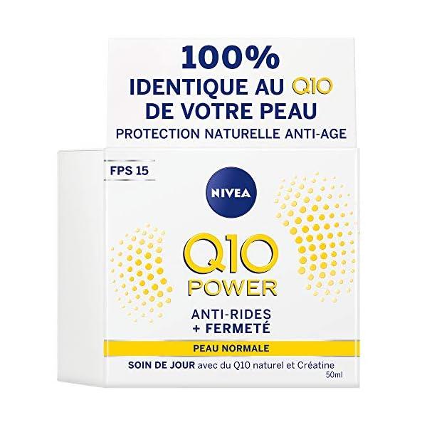 Nivea Q10 + Anti-Arrugas Crema de Día 50ml