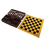 MagiDeal Chinesisches Schach-Set ( mit 32 Schachfiguren ) - L