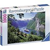 Ravensburger Norwegian Fjord 1000pc Jigsaw Puzzle
