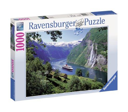 Ravensburger 15804 - Norwegischer Fjord