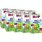 Hipp bébé bio lait - à partir du 12e mois, 7 paquet (7 x 800g)