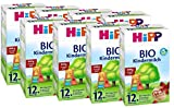 Hipp Bio Kindermilch - ab dem 12. Monat, 8er Pack (8 x 800g)