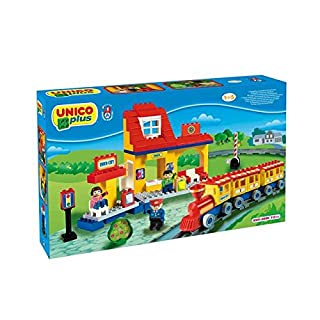 Androni Giocattoli 8541-0001Construction Building Game-Games (Multicolor, 1.5YEAR (S), 100pc (S), Boy, 5Year (S), 555mm)