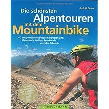 Alpentouren mit dem Mountainbike