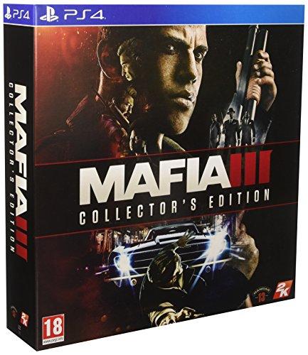 Mafia III - Collector's Edition - PlayStation 4