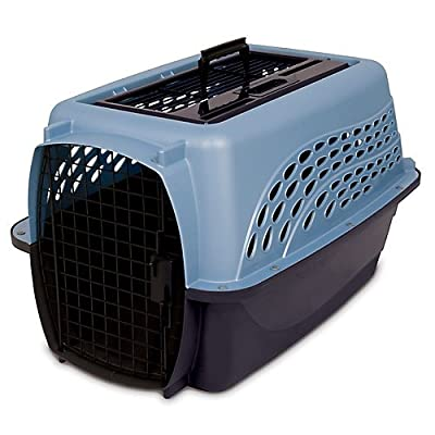 Petmate Two Door Top Load Kennel by Petmate