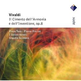 Oboe Concerto in D minor Op.8 No.9 RV236 : II Largo