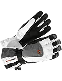 Ultrasport Herren Funktions-Ski-/Snowboard-Handschuhe mit Thinsulate Insulation und Ultraflow 10.000