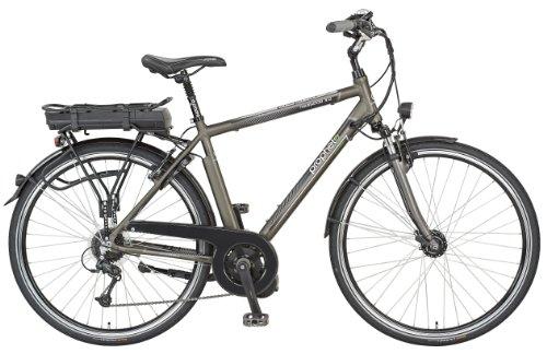 Prophete Herren E-Bike Navigator 3.0, Patta-Negra-Matt, 28 Zoll, 51444-0111