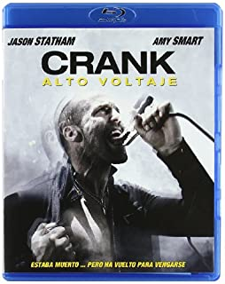 Crank: Alto Voltaje - Bd [Blu-ray] (B0053CAYPG) | Amazon price tracker / tracking, Amazon price history charts, Amazon price watches, Amazon price drop alerts
